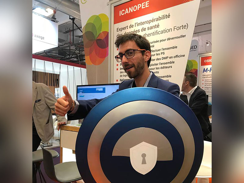 Retour sur notre participation au Salon Paris Healthcare Week (HIT)