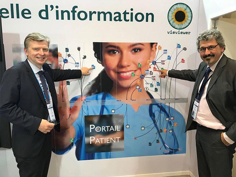 VIEVIEWER «croit beaucoup en AppContrôle», la dernière solution d'icanopée qui protège les données de santé.