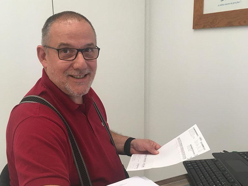 François MARCUS (pharmacien) : « J'ai ouvert plus de 500 DMP en moins d'un mois »