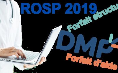 Comment valider votre ROSP (ou votre forfait d'aide) avant le 31 décembre 2019 ?