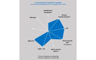 icanopée, acteur numérique pour industrialiser les axes du socle de convergence en esanté : Authentification, DMP, INS, MSSanté