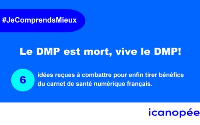 Le DMP est mort, vive le DMP !