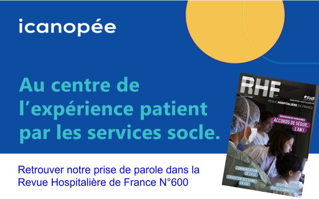 Le virage du numérique en santé au service de l'expérience patient