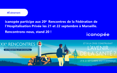 icanopée participe aux 20e  Rencontres de la FHP