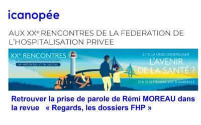 Prise de parole d'icanopee à l'occasion des 20e Rencontres de la FHP